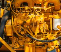 Volvo Excavator Engines