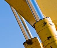 Kobelco Excavator Boom Cylinder