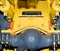 Volvo Loader Drive Axle
