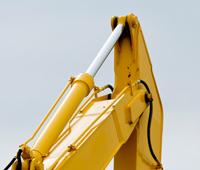 Doosan Excavator Stick Cylinder