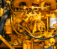 Hyundai Loader Engines