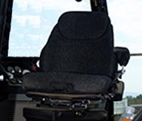 Hitachi Excavator Seat