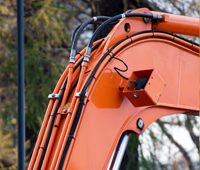 Samsung Excavator Boom