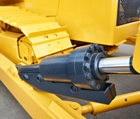 Komatsu Bulldozer Tilt Cylinder